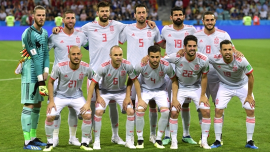 Ergebnis Spanien RuГџland