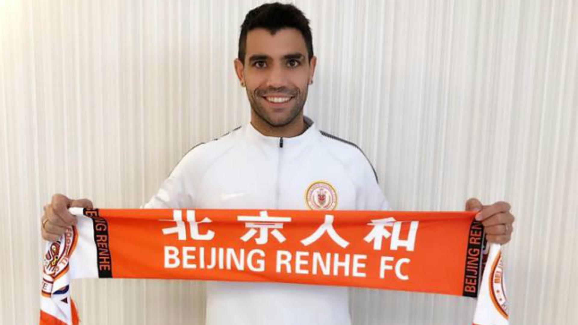 Augusto Fernandez Beijing Renhe 01022018