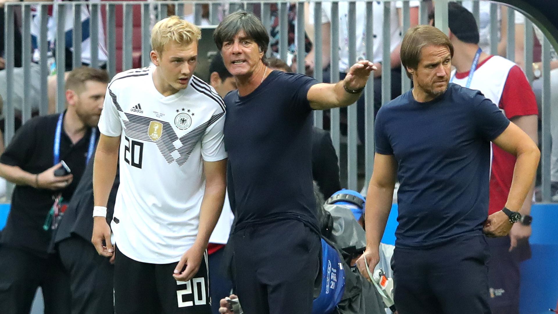 Julian Brandt Deutschland German Mexico WC 2018
