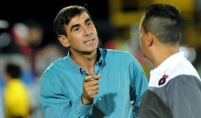 Camacho Costa Rica U-17 coach
