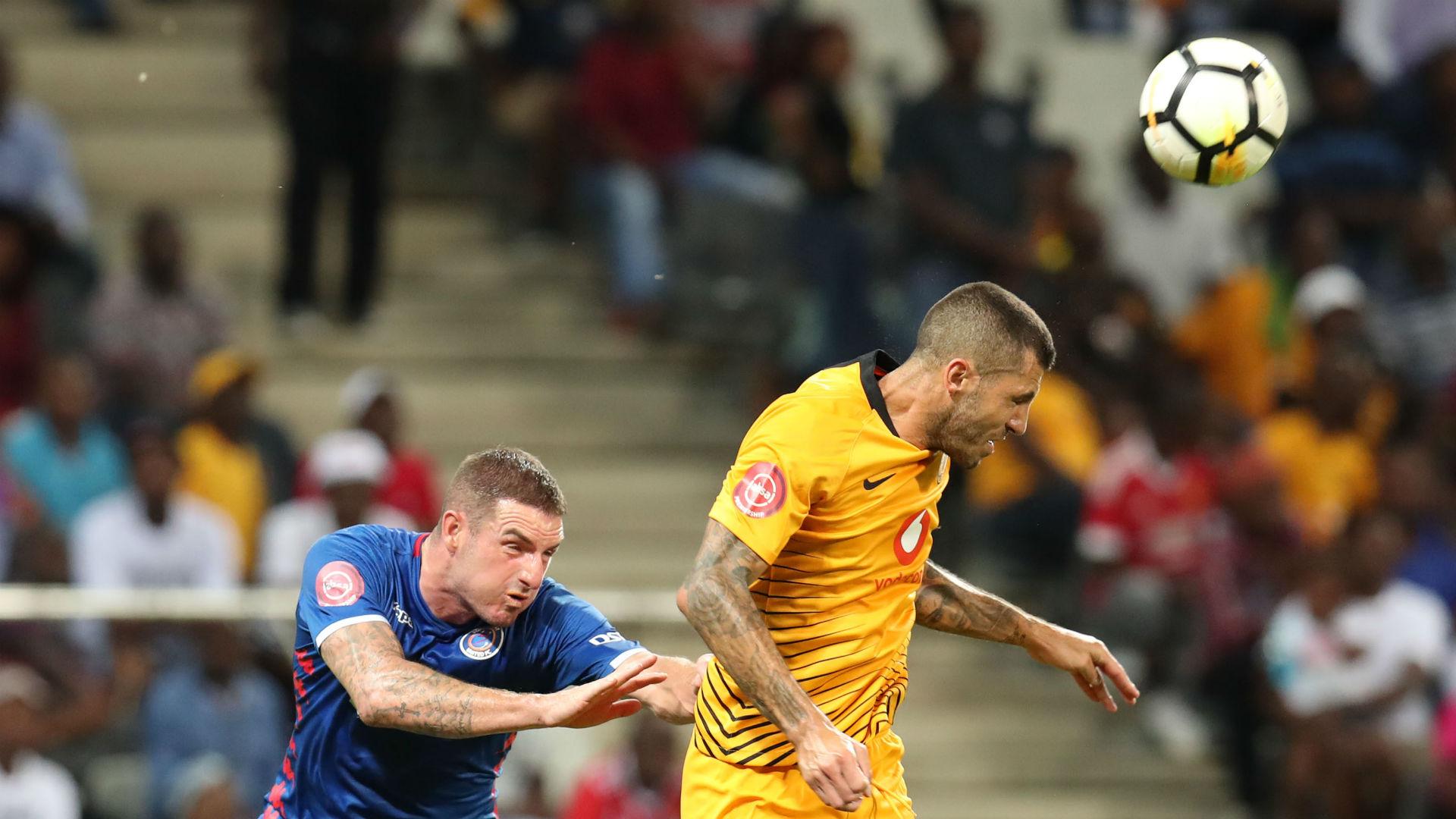 Kaizer Chiefs, Daniel Cardoso, December 2018
