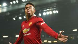 Jesse Lingard Manchester United Arsenal Premier League 2018