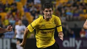 Christian Pulisic Borussia Dortmund 07262018