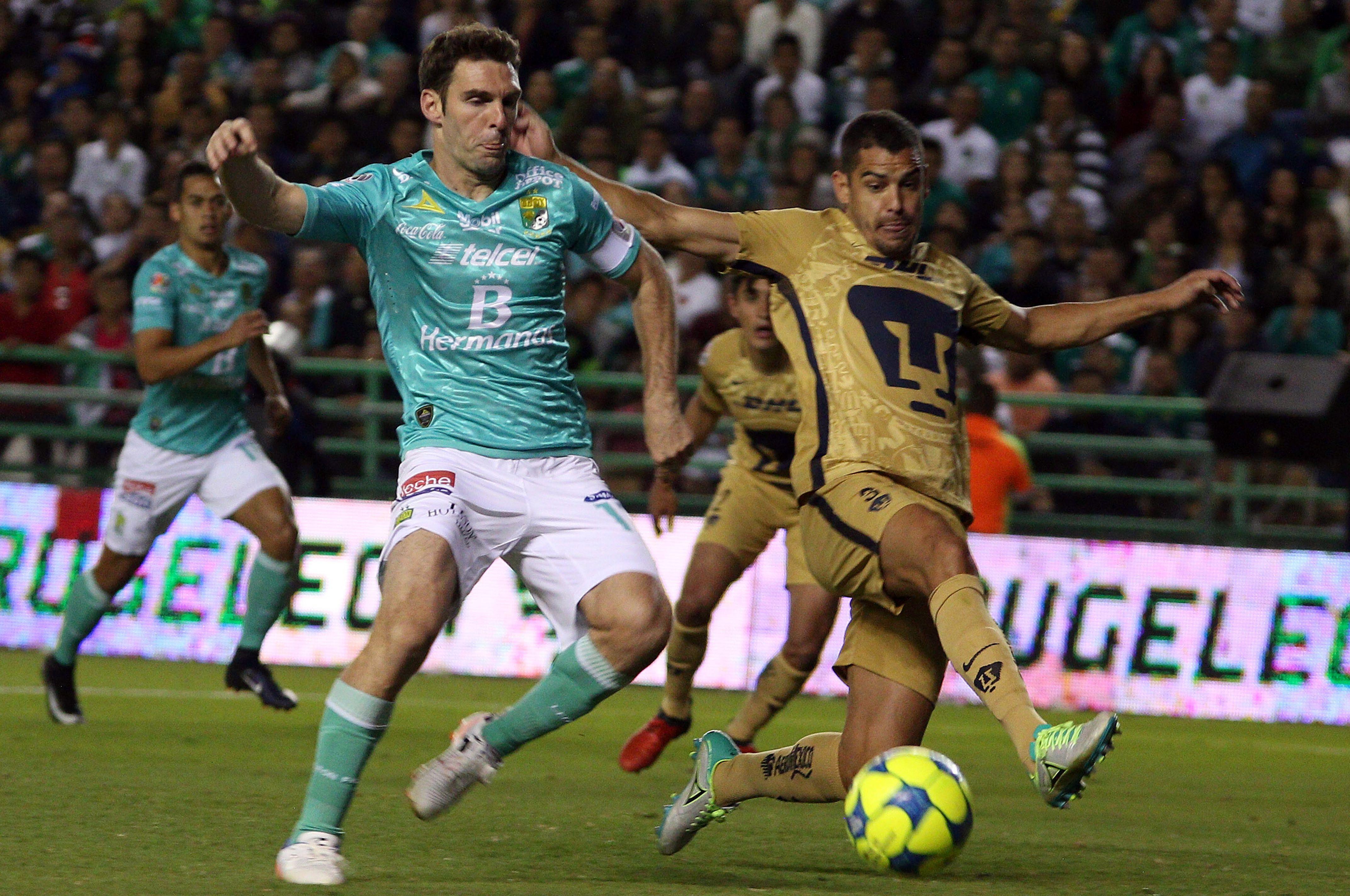 Gerardo Alcoba Pumas Liga MX