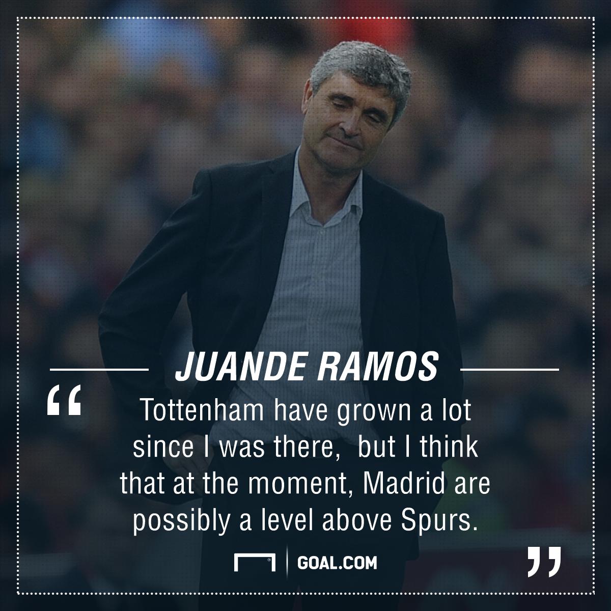 Juande Ramos quote