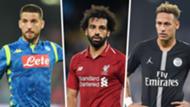Champions League Group C permutations