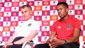 Milutin Sredojevic & Happy Jele, Orlando Pirates