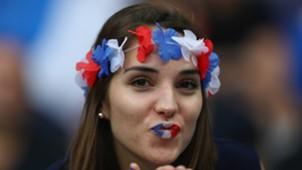 France fans Stade de France 06102016