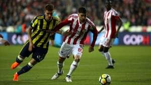 Roman Neustadter Carl Medjani Sivasspor Fenerbahce 4142018