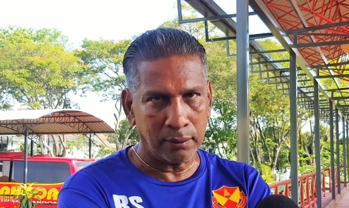 Satiananthan threatens to field Selangor U-21 boys in place of apathetic squad members