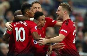 Rashford Manchester United Premier League