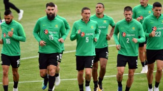 Socceroos training 2018