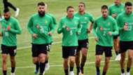 Socceroos training 2018
