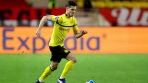 Julian Weigl Borussia Dortmund 2018