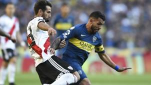 Ponzio Tevez Boca River Superclasico Superliga 23092018