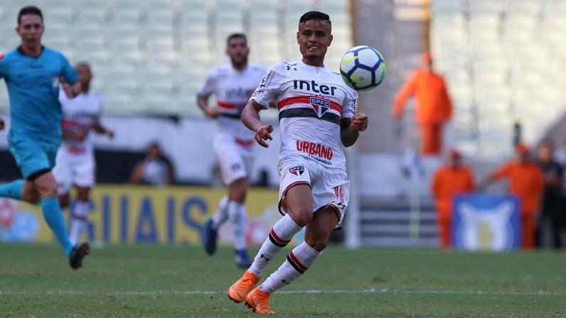 Everton - São Paulo x Ceará - 22/04/2018