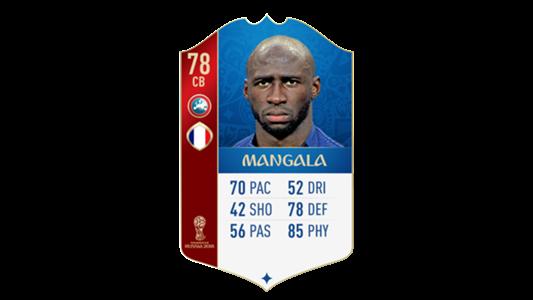 FIFA 18 World Cup France Mangala