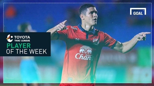 Toyota Thai League Player of the Week 29 : เคลตัน ซิลวา