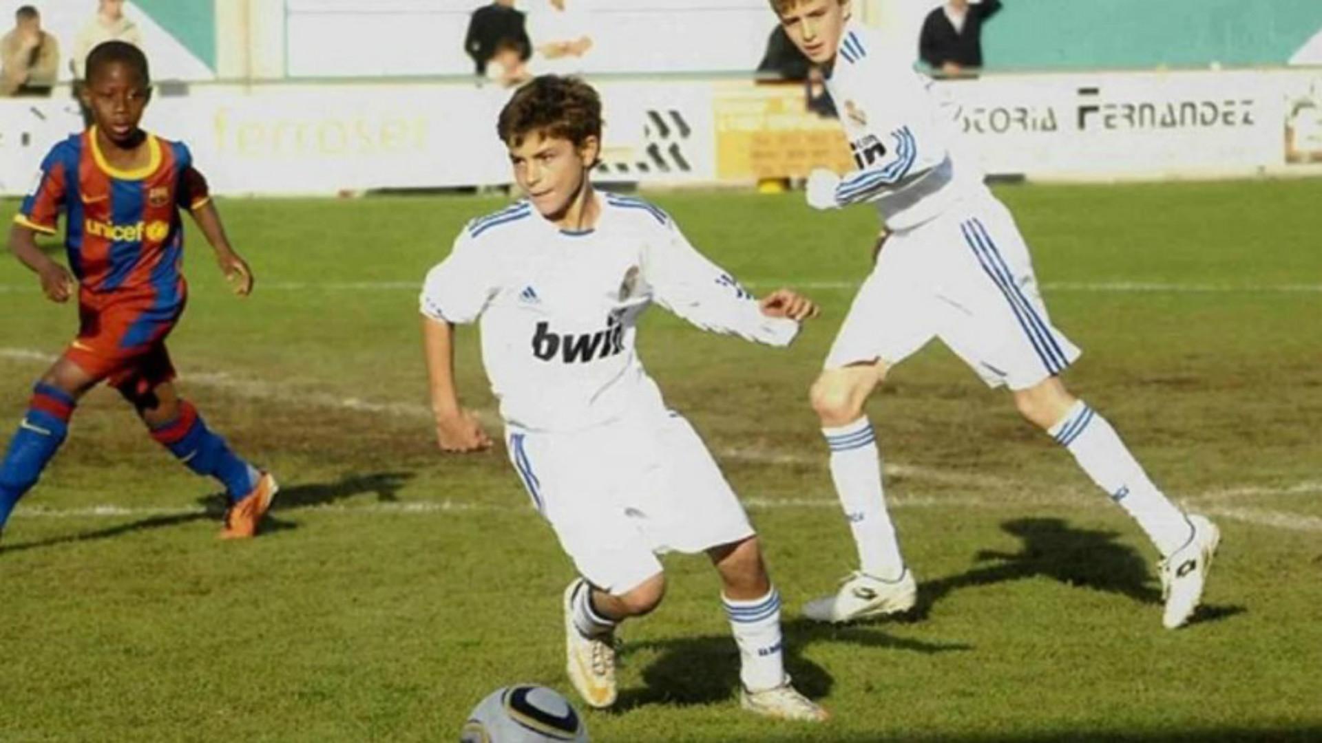 Julian Alvarez Real Madrid 2011