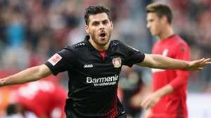 Kevin Volland Bayer Leverkusen SC Freiburg