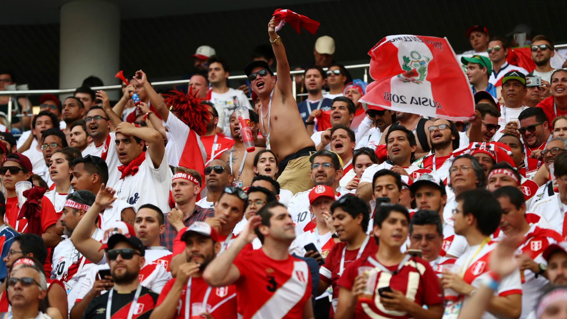 Perú fans