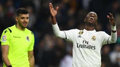 Real Madrid Real Sociedad Vinicius Jr 06012019