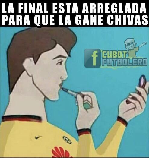 Memes de la ida de final de la Liga MX