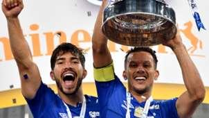 Henrique Lucas Silva campeão Corinthians Cruzeiro Copa do Brasil final volta 17102018