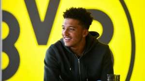 Jadon Sancho Borussia Dortmund BVB