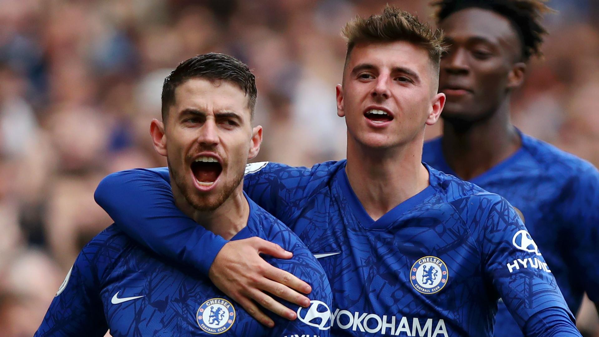 Jorginho Chelsea 2019-20