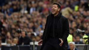 Diego Simeone Atletico Real Madrid UCL 10052017