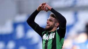 Domenico Berardi Sassuolo Torino Serie A 01212018