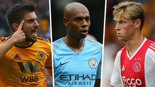 Man City plans to replace Fernandinho