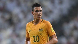 Trent Sainsbury United Arab Emirates v Australia World Cup qualifying 06092016