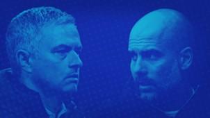 Jose Mourinho Pep Guardiola Sure Pressure Index