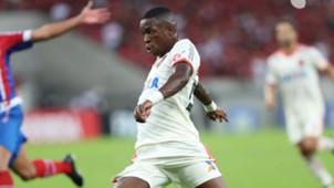 Vinicius Junior Flamengo Bahia Brasileirao Serie A 31052018