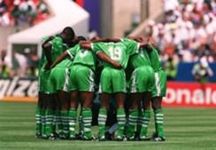 nigeria usa 1994