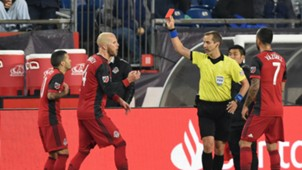 Sebastian Giovinco Michael Bradley Toronto FC MLS 2018