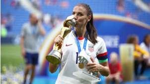 Alex Morgan USWNT Women's World Cup 2019