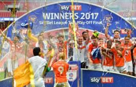 Blackpool - League 2 Play off winner