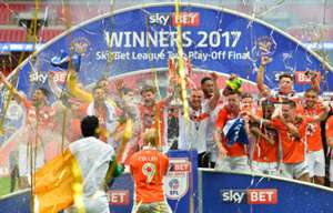 Blackpool - League 2 Play off winner