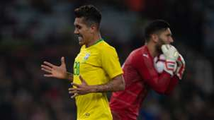 Roberto Firmino Brazil Uruguay Friendlies 16112018