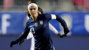 Alex Morgan USWNT 2018-19 SheBelieves Cup
