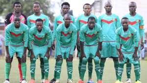 Zoo Kericho squad v Mathare United.