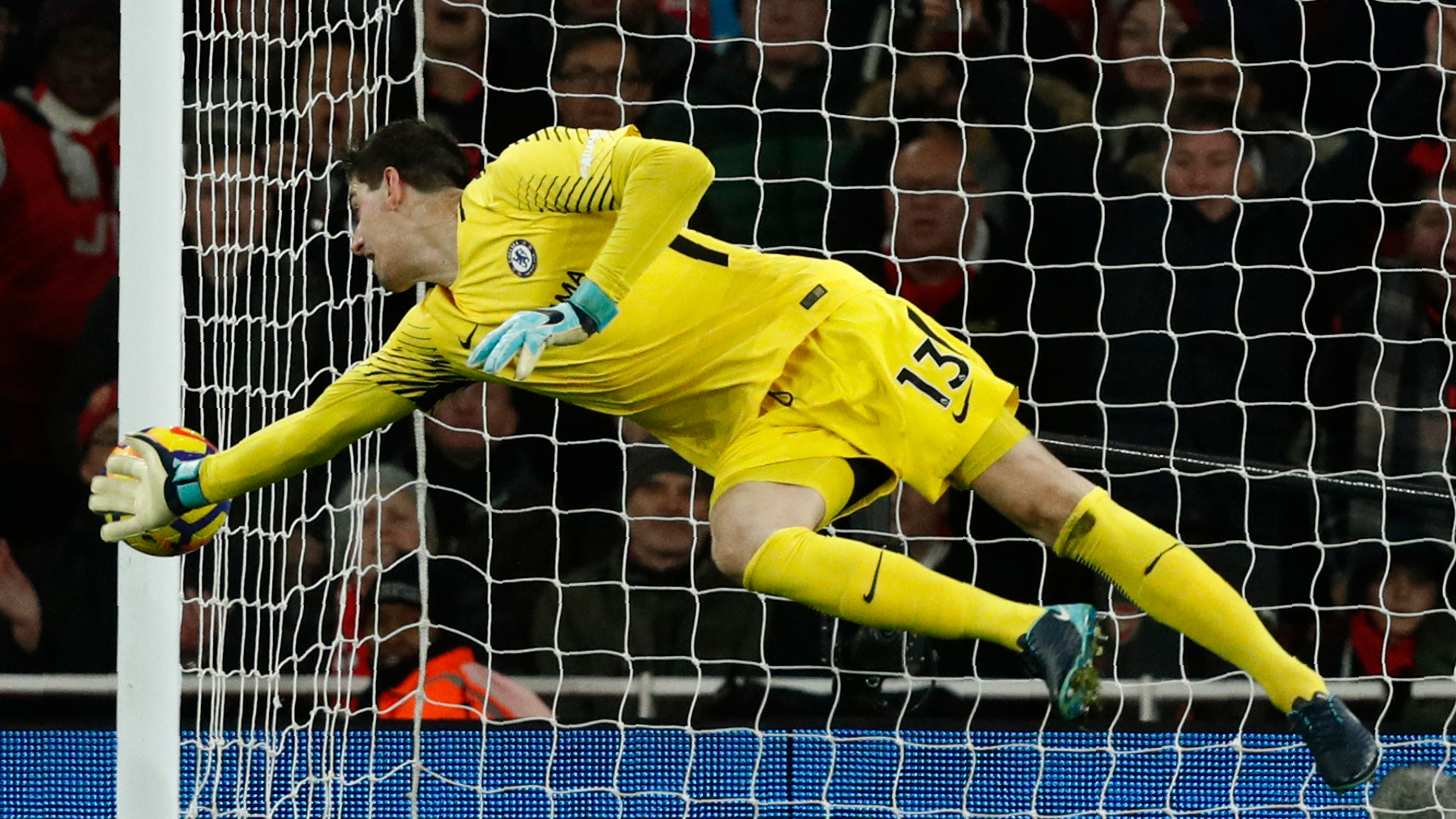 Courtois Hazard Prove Worth To Chelsea But Moratas Misses