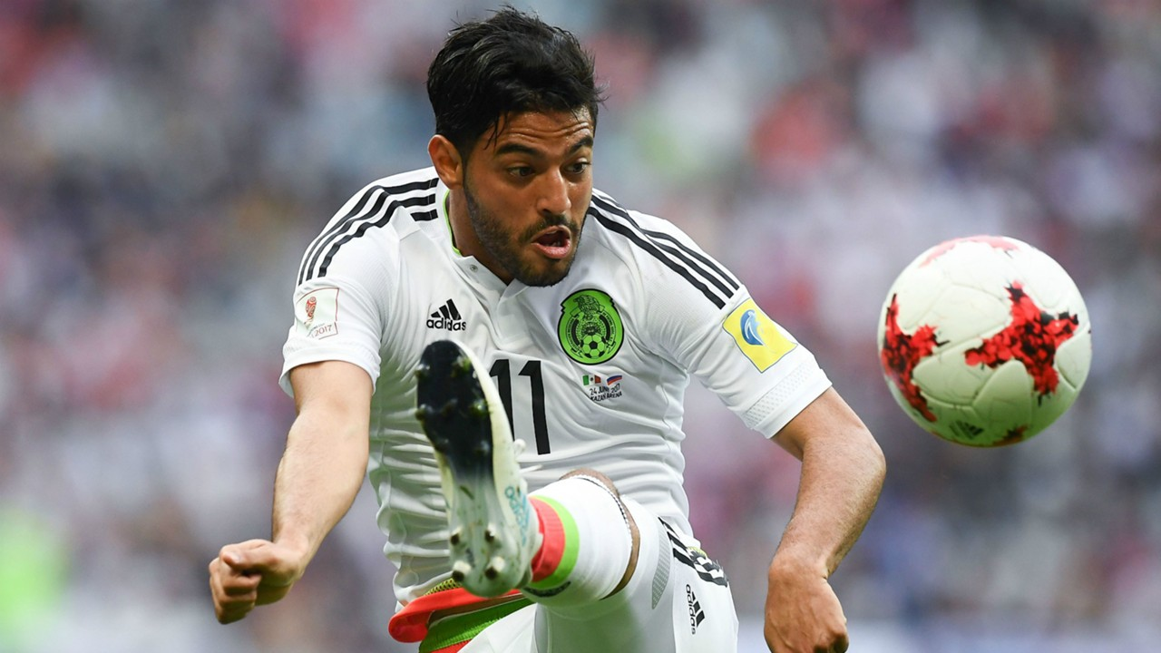 Carlos Vela Mexico Confederations Cup