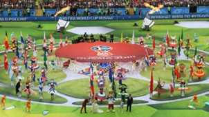 Opening Ceremony Russia 2018