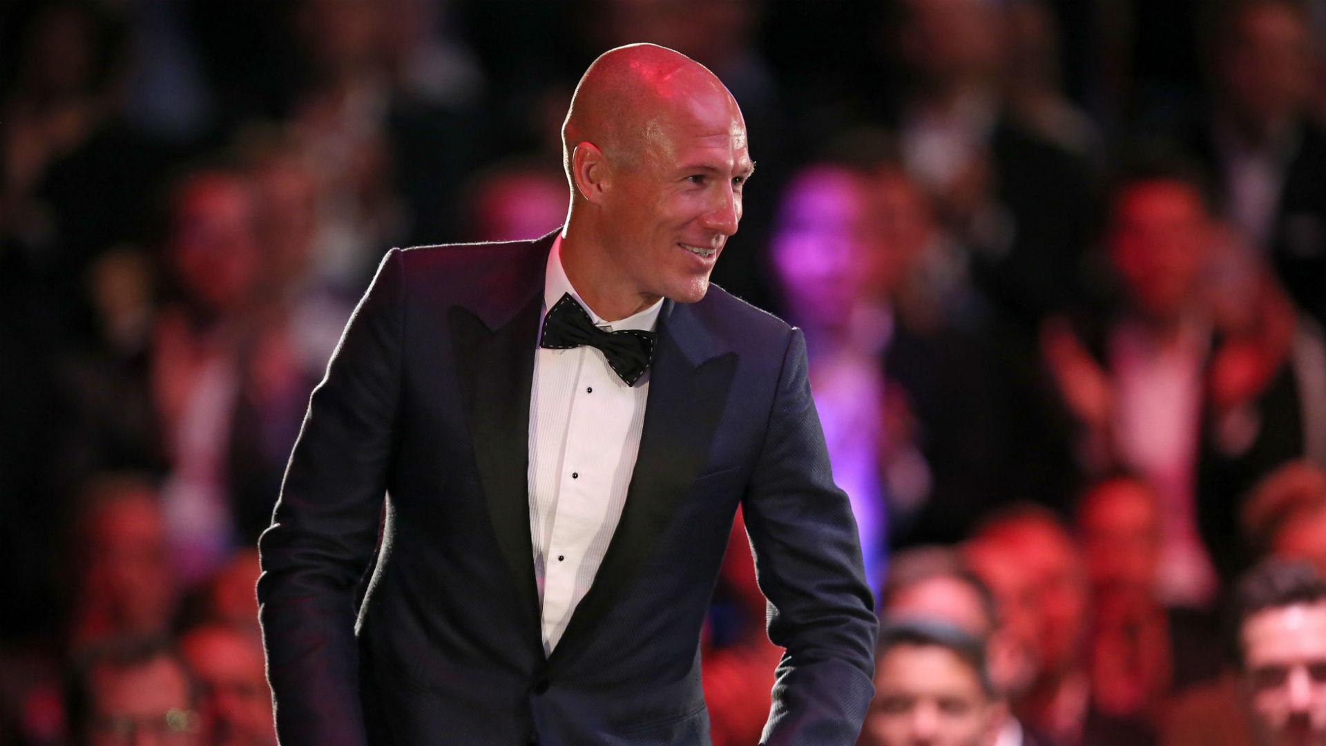 Arjen Robben 0819
