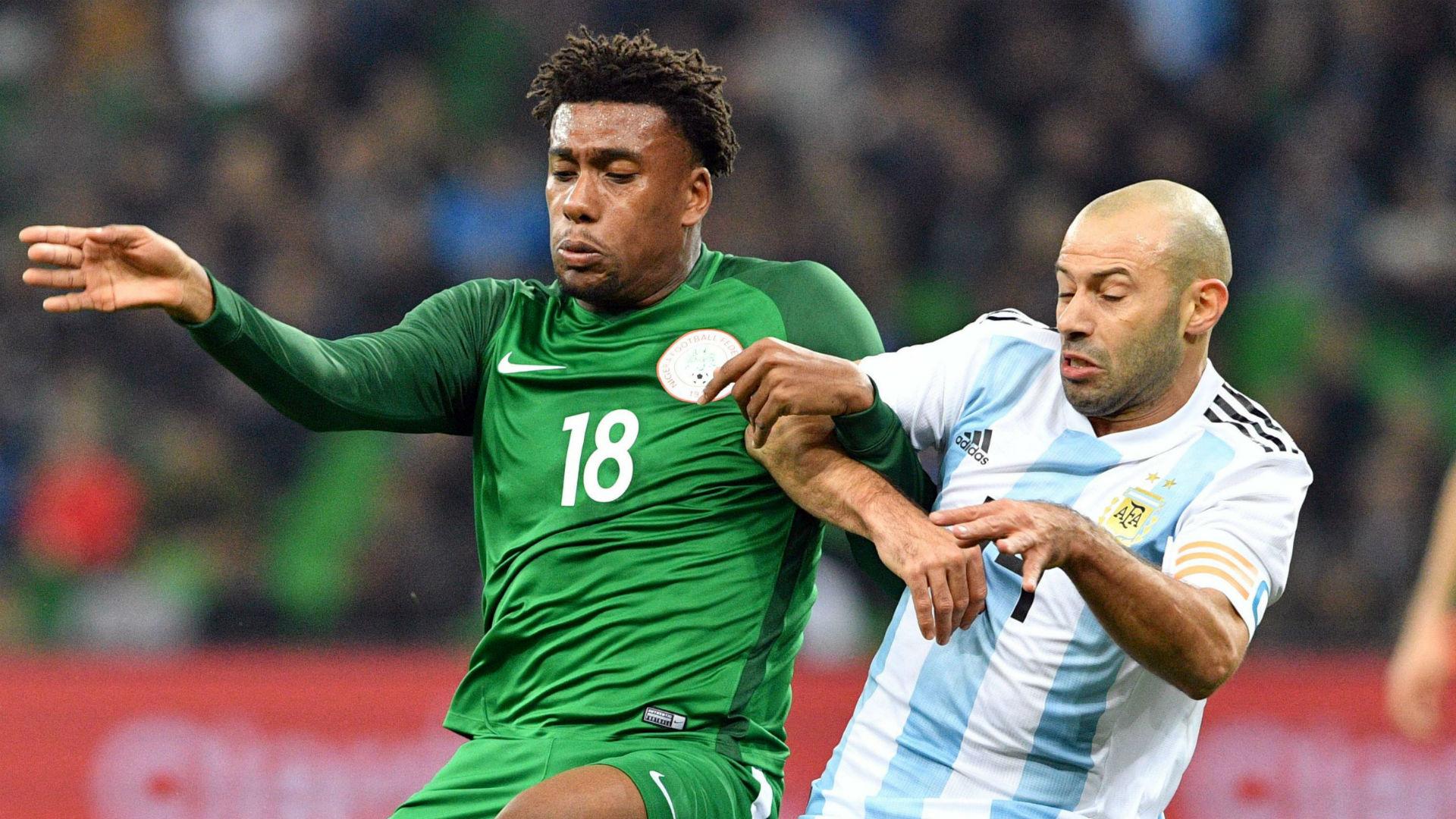 Argentina ganaba pero Nigeria se lo dio vuelta