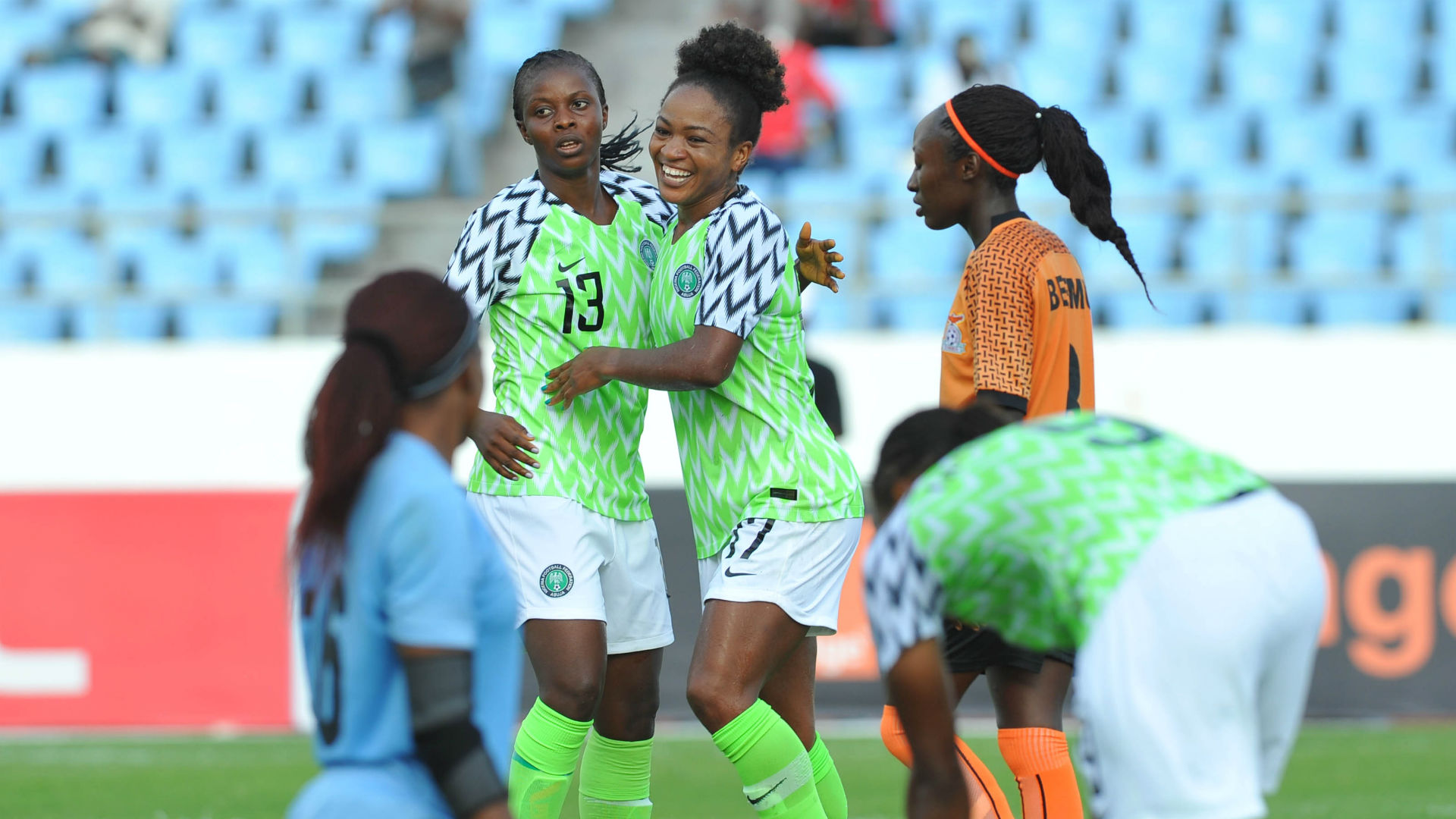 Nigeria, Super Falcons